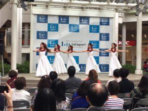 【出演レポート】ハワイアンデイ in 新三郷③
