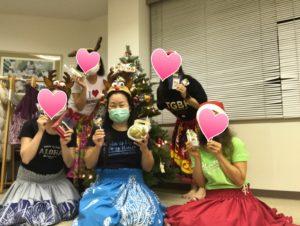 クリスマスパーティー@神田水曜