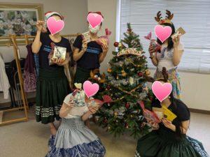 クリスマスパーティー@土曜11時クラス