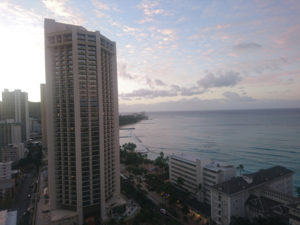 磁力の強い場所、ハワイ